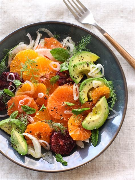 15 Winter Salad Recipes - My Life and Kids