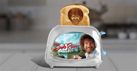 Bob Ross Toaster   2 Reviews   5 Stars   What on Earth