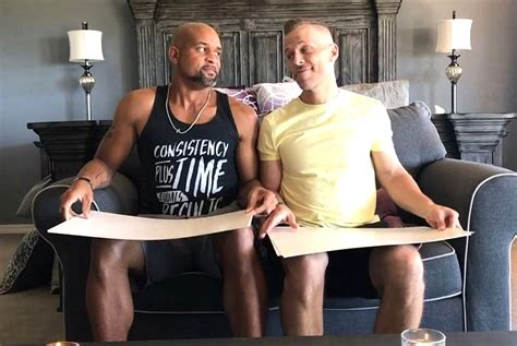 'Insanity' Fitness Trainer Shaun T and Husband Announce