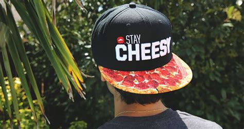"""Pizza Hut's """"Hip"""" New Clothing Line Is Cheesy 
