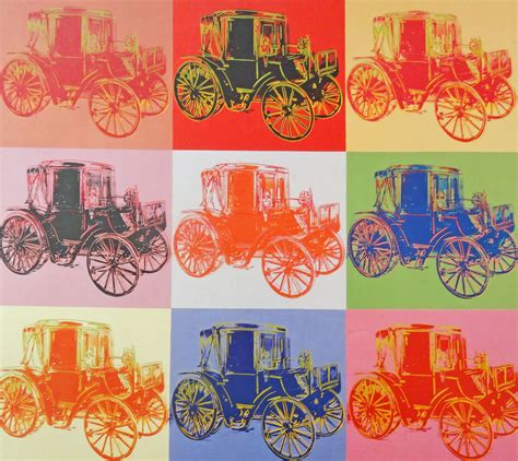 Andy Warhol, Mercedes Benz Milord