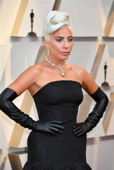 Lady Gaga Attends the 91st Annual Academy Awards in Los