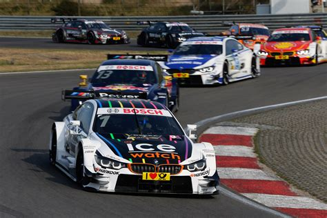 BMW Writes DTM History with 1-7 Finish in Zandvoort