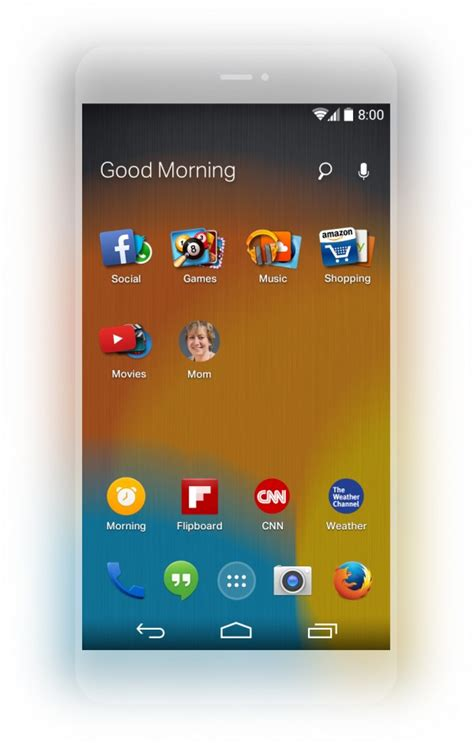 Preview of Firefox Launcher for Android - Future Releases