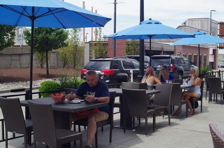Patio dining: Who's open Friday, first official restaurant