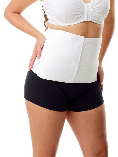 Post Delivery Abdominal Binder 9-inch with Velcro Closure