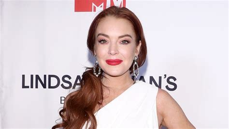 Lindsay Lohan Reacts to Claims Her Club Is Shutting Down