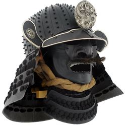 Japanese Helmets, Japanese Kabuto and Japanese Helms by