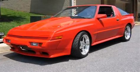 Pristine 1986 Dodge Conquest is The Business: Video Inside