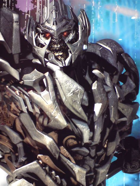 Megatron a Major Player in Transformers 2 - Transformers