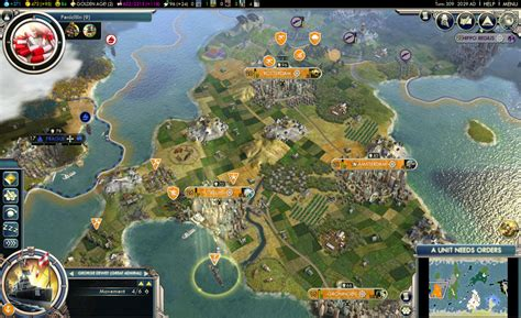 Civilization V: Gods and Kings (Mac) Steam Key for Mac and