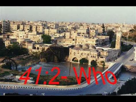 Euphrates River Drying Up Rapidly - YouTube