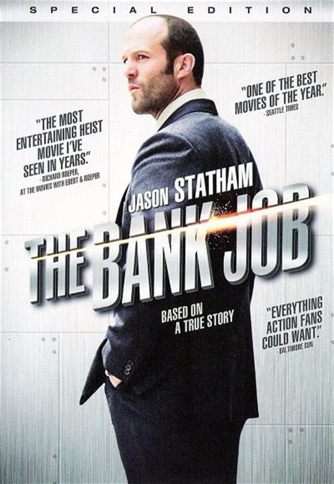 The Bank Job (2008) (In Hindi) Full Movie Watch Online
