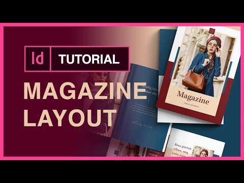 Stunning Photography Magazine Template for InDesign | Free