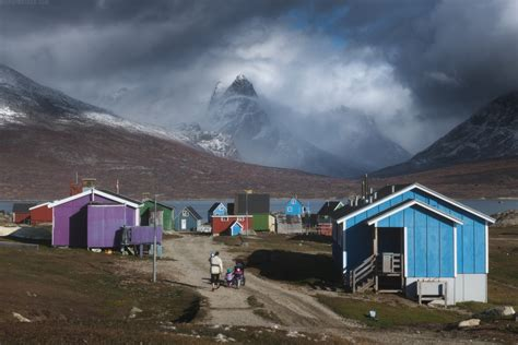 """South Greenland expedition: the Arctic """"Patagonia"""
