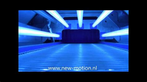 Uv C disinfectiontunnel video 2 - YouTube