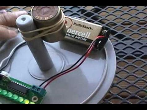 Ghost Tech: Building a Geophone to detect ground