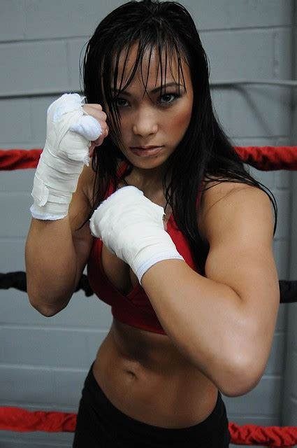 Michelle Waterson-The Karate Hottie-female mixed martial