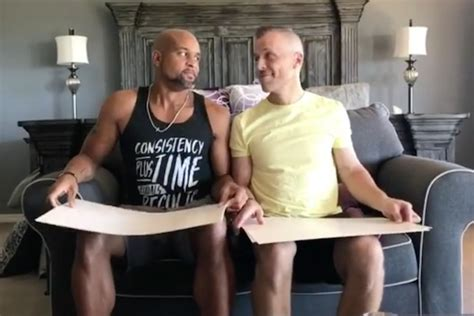 Insanity fitness instructor Shaun T and husband expecting