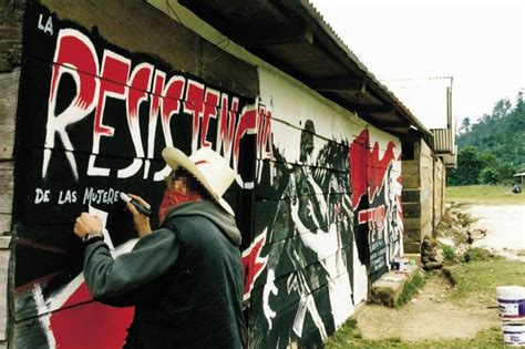 Banksy caught on camera painting in Mexico during football