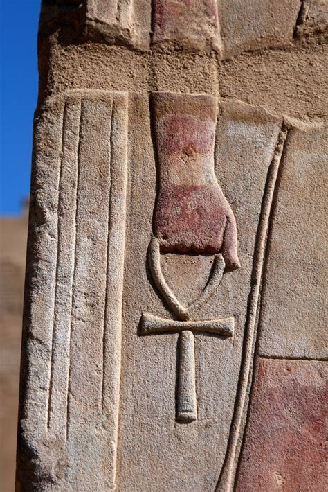 The Ancient Egyptian Symbol Of 'The Ankh' & Everything It