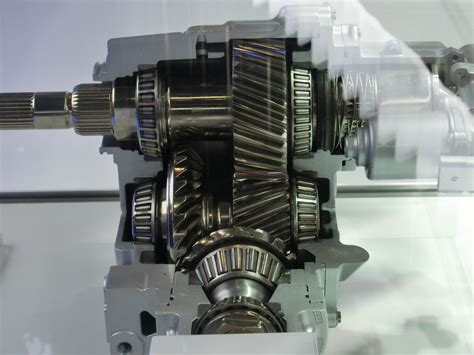 GKN AWD Power Transfer Unit (PTU) with Disconnect Element