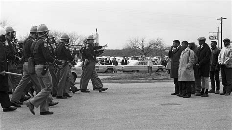 Photographer Helped Expose Brutality Of Selma's 'Bloody