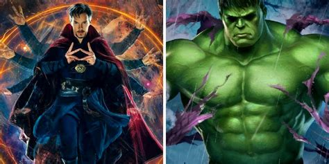 Every MCU Avenger From Weakest To Most Powerful