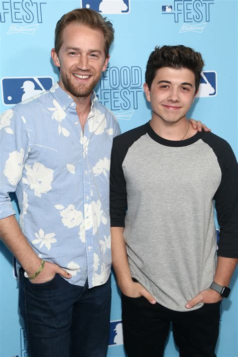 Jason Dolley, Bradley Steven Perry - Jason Dolley and