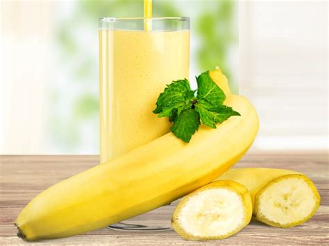Banana Juice: Benefits And How to Make | Organic Facts