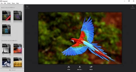 Snapseed for PC - Download Photo Editing App on Windows 10