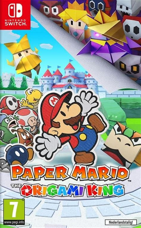Paper Mario: The Origami King SWITCH kopen?